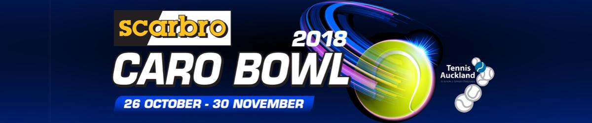 Scarbro Caro Bowl 2018 is underway!