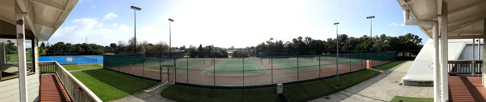 Manukau Tennis Centre