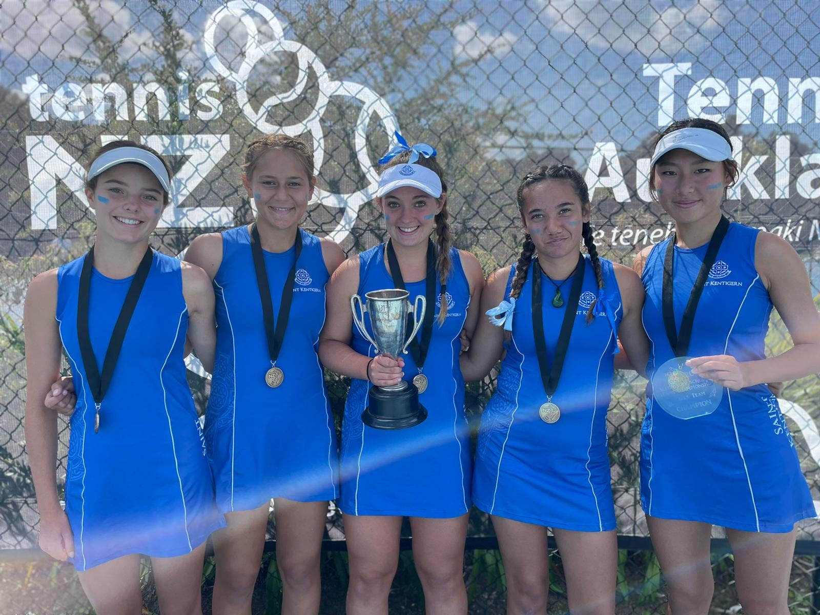 Auckland Schools take honours at NZSS Champs