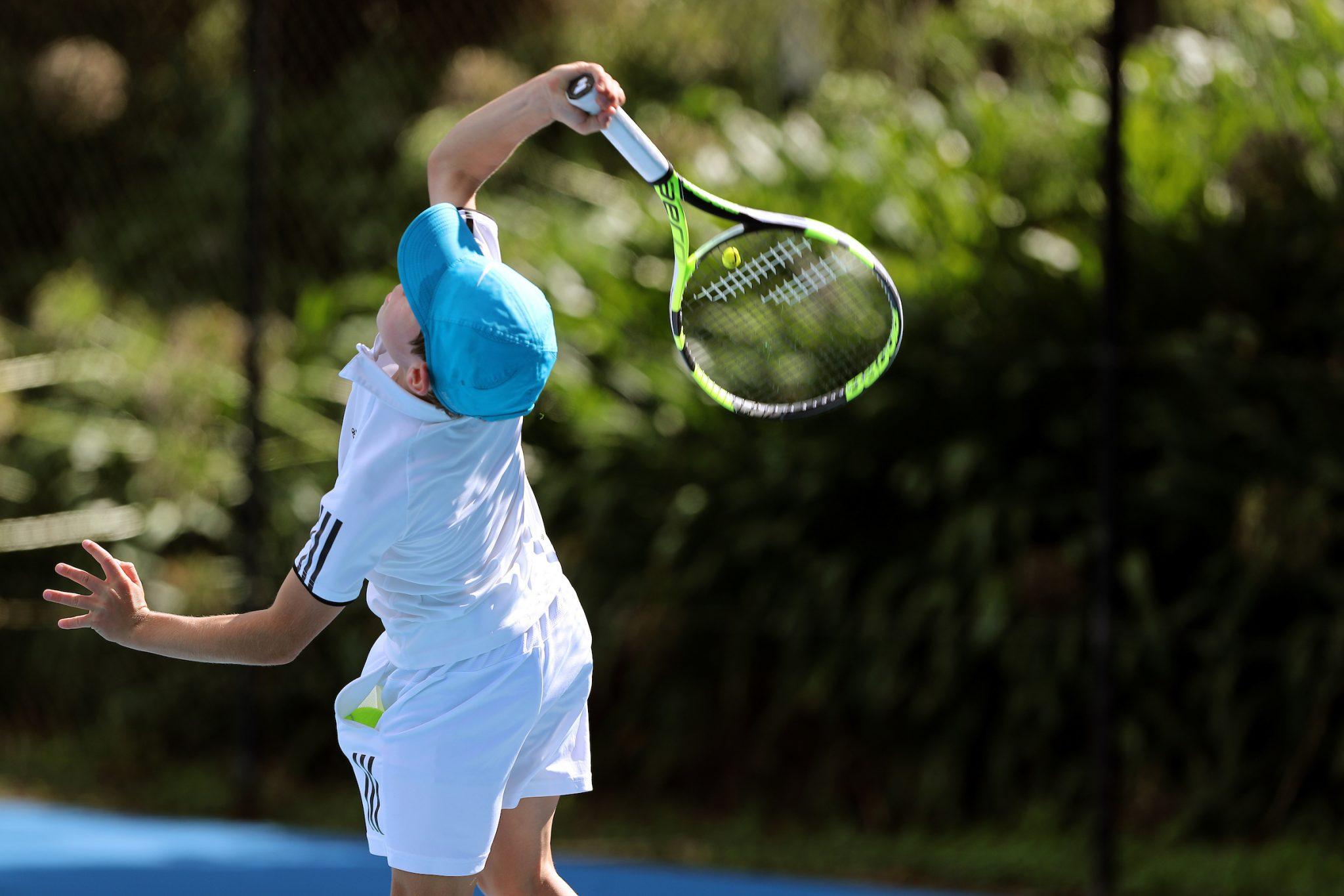 Tremendous Turnout for Autumn Junior Tournament
