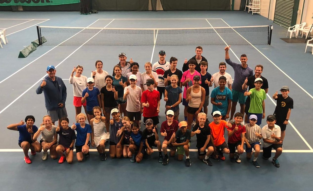 Tennis NZ Performance Camp 2021