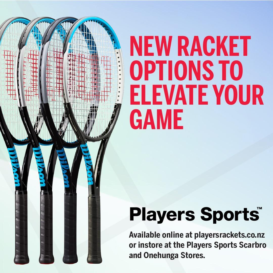 Player Sports + Wilson Offer