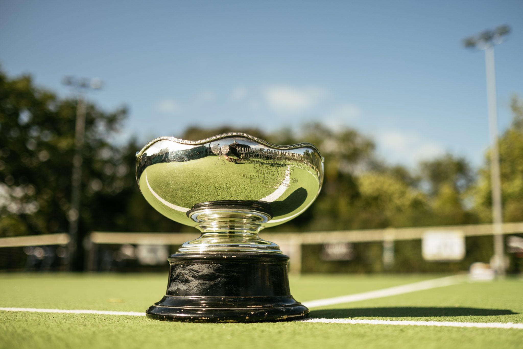 Tennis Auckland Club Award Winners 2021