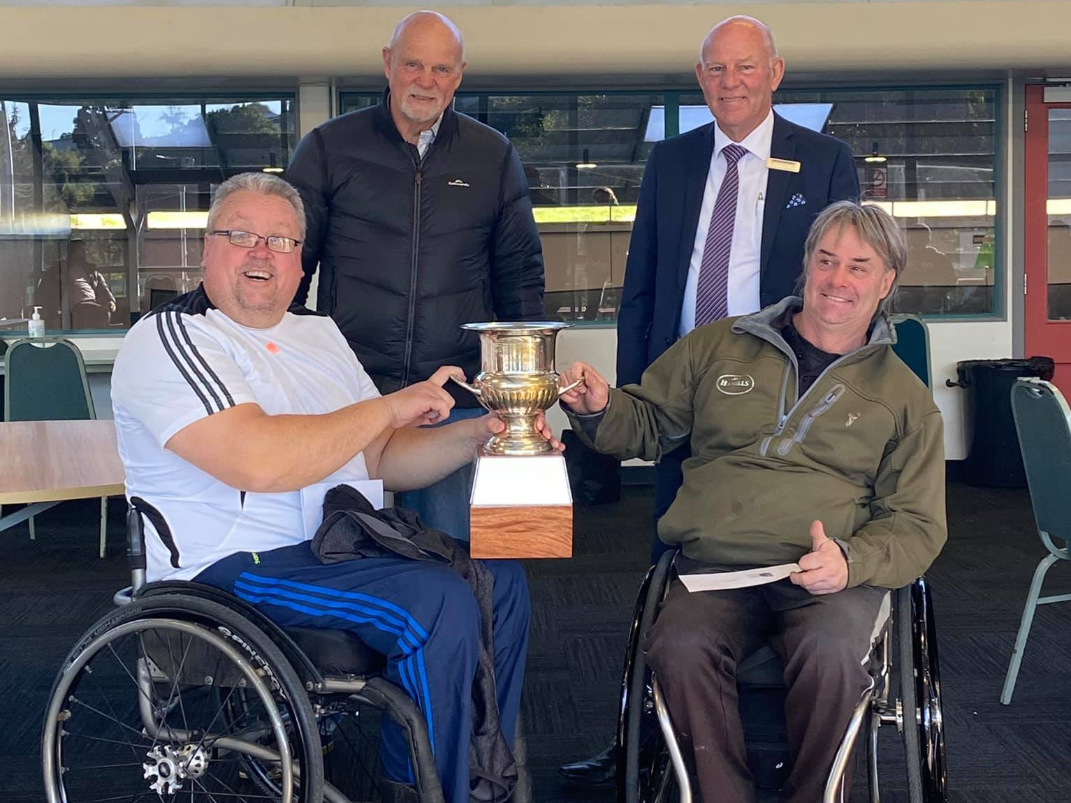 Rob Courtney Champs winners found for 2021