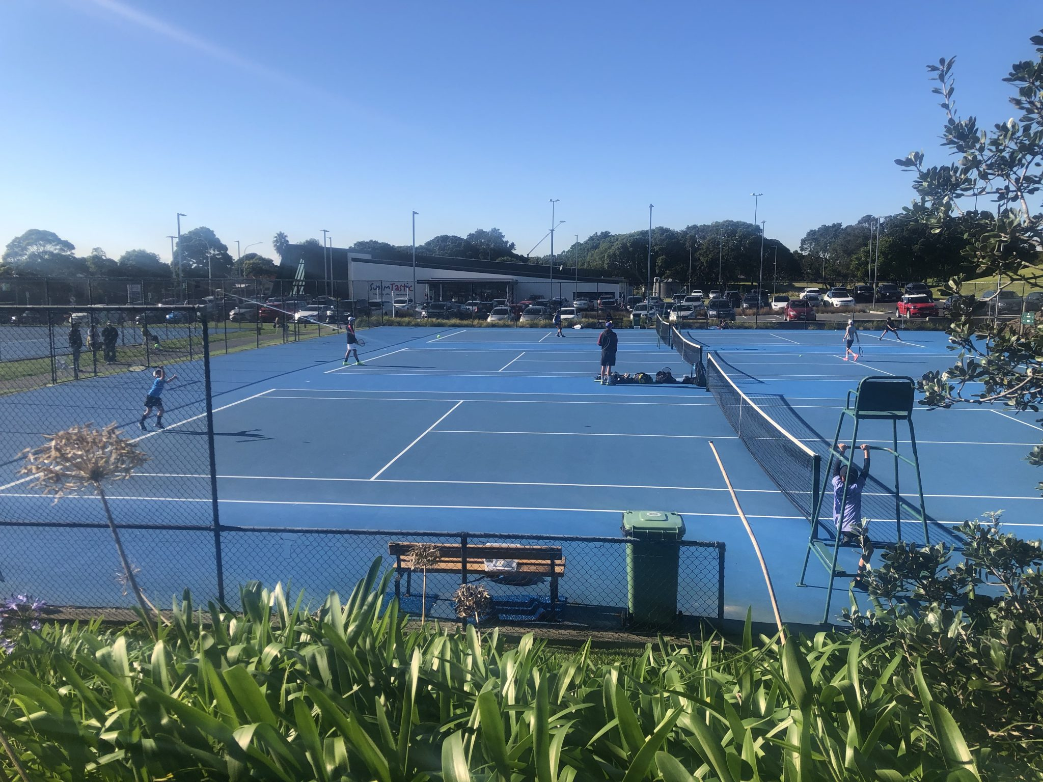 Winners found at July Junior Singles Competition